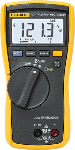 multimetr FLUKE 113 - - - ks