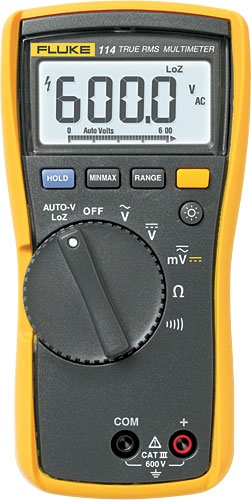 multimetr FLUKE 114 - - - ks