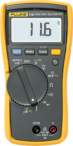 multimetr FLUKE 116 - - - ks