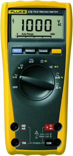 multimetr FLUKE 175 - - - ks