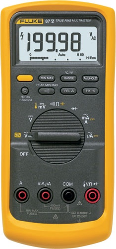 multimetr FLUKE 83 V - - - ks