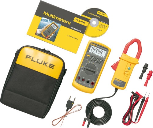 sada FLUKE 87V/i410 Kit - - - ks