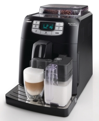 AUTOMATICKÝ KÁVOVAR PHILIPS SAECO Intelia Cappuccino Full Black (HD8753/19) - - - ks