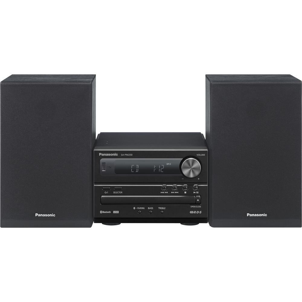 Mikrosystém s CD/MP3 Panasonic - - - ks