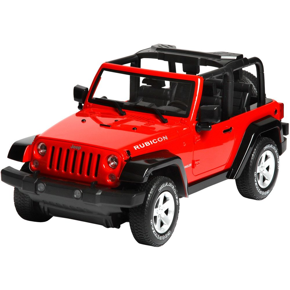 RC Jeep Wrangler RtG Buddy toys - - - ks