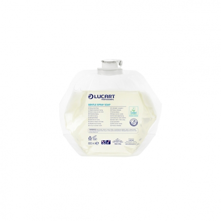 Mýdlo sprey IDENTITY gentle 800ml - - - ks