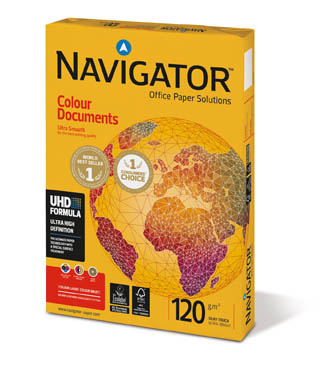 papír xer.A4 120g/250l Navigator Color Documents - - -