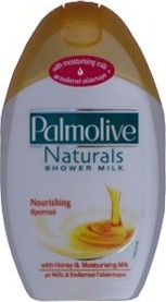 Palmolive sprchový gel Milk & Honey 250ml - - - ks