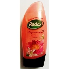 Radox sprchový gel Lotos∨ange 250ml - - - ks