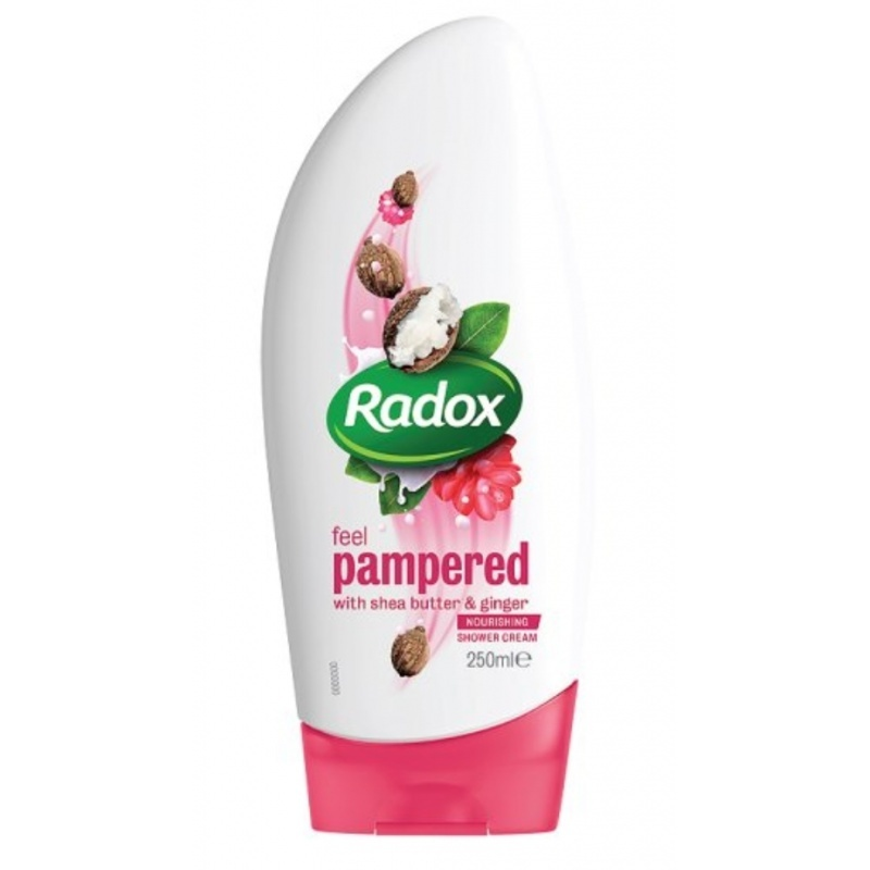 Radox Feel Pampered sprch.gel 250ml - - - ks