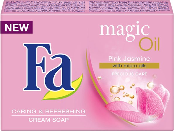 Fa mýdlo Magic Oil Pink Jasmín 90g - - - ks