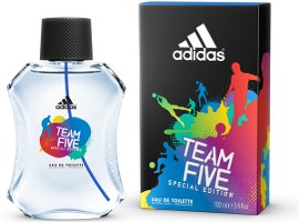Adidas Team Five EDT 100ml - - - ks