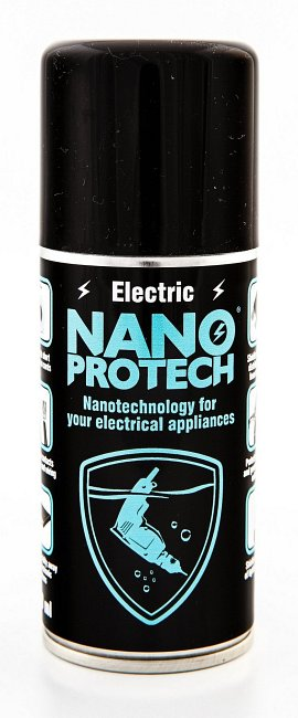 NANOPROTECH sprej ELECTRIC 150ml modrý 150ml - - - ks