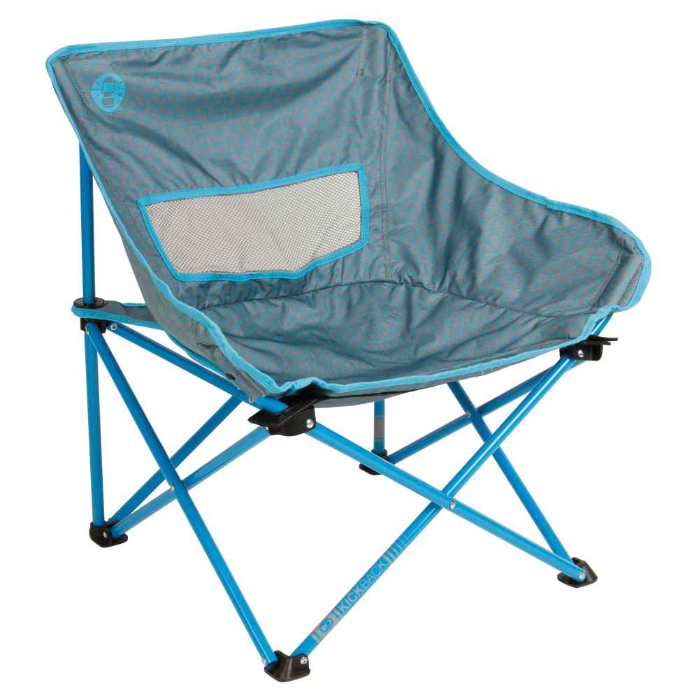 KICKBACK CHAIR BREEZE (modrá), 2,5 kg, nosnost 115 kg - - - ks