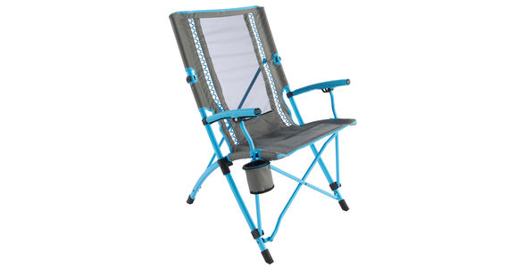 BUNGEE CHAIR Blue (modrá), 5 kg, nosnost 136 kg - - - ks