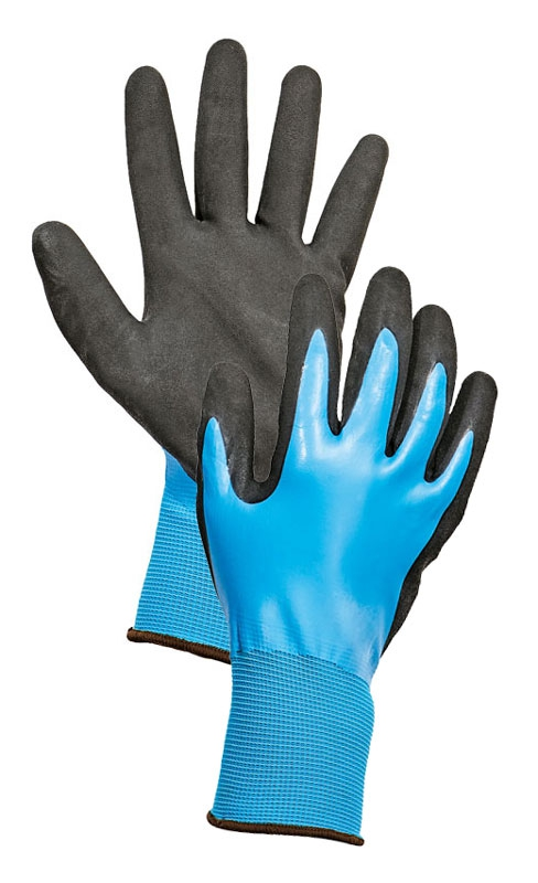 TETRAX FH rukavice nylon. Latex - - - vel.7-11