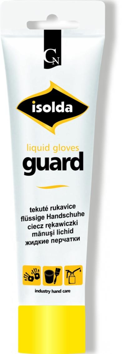 ISOLDA tekuté rukavice 100 ml - - - ks