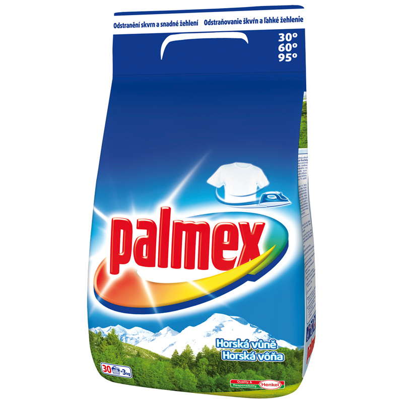 Palmex 3kg Mountain - - - ks