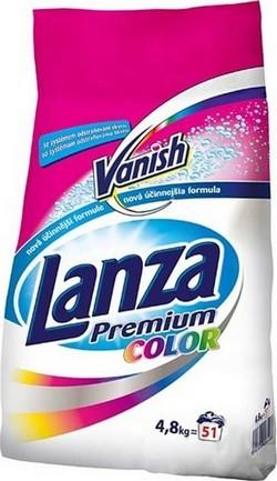 Lanza 4,8kg Premium Color - - - ks