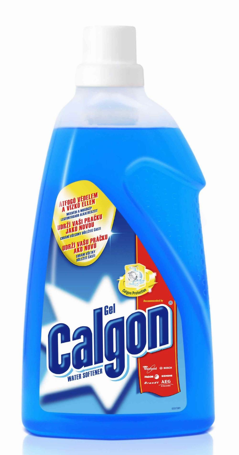 Calgon gel 1,5l - - - ks